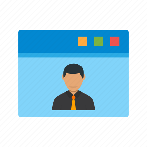 business, job, male, sign, user, visitor, web icon