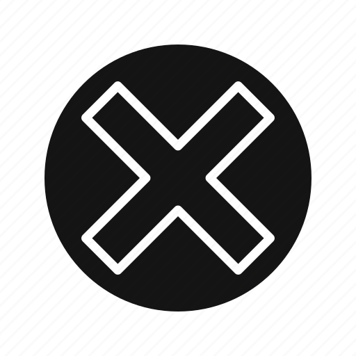 Cancel, close, delete icon - Download on Iconfinder