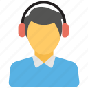 call centers, call service, csr, customer care, customer support icon