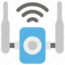 internet antenna, wifi hotspot, wifi router, wireless antenna, wireless connection icon