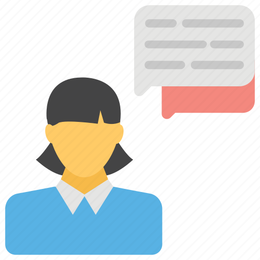chat, communication, connection, contact, interaction icon