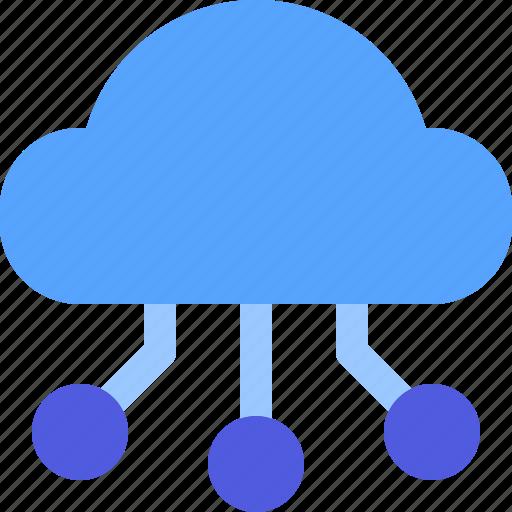 cloud, internet, storage, tech, website icon