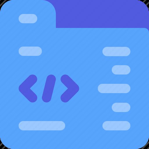 Code, data, html, programmer, website icon - Download on Iconfinder