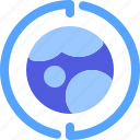 global, internet, network, sync, website