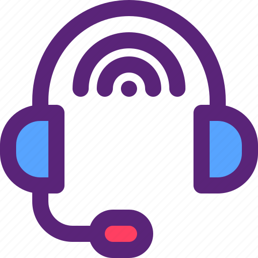 Customer, support, headphone, online, service icon - Download on Iconfinder