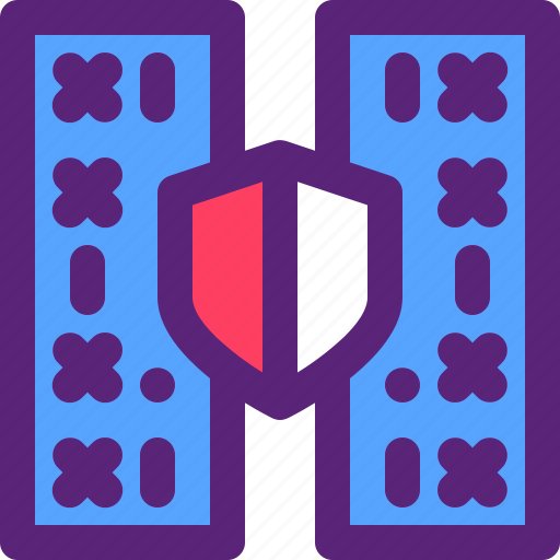code, data, encryption, security, shield icon