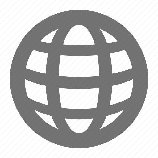 communication, global, globe, grid, interface, internet icon