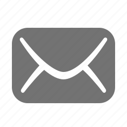 e-mail, envelope, inbox, interface, mail, message icon