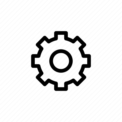 configuration, gear, options, service, setting, settings, tool icon