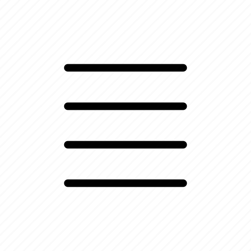 grid, information, line, menu, shape, sign icon