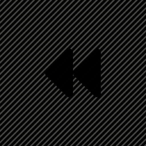 arrow, arrows, back, left, move, previous, shape icon
