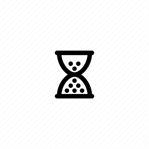business, clock, hourglass, sandglass, time, wait, watch icon
