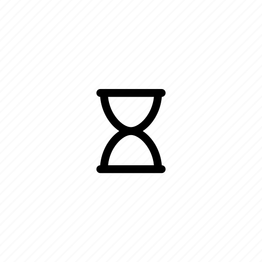 clock, history, hourglass, sandglass, time, wait, watch icon