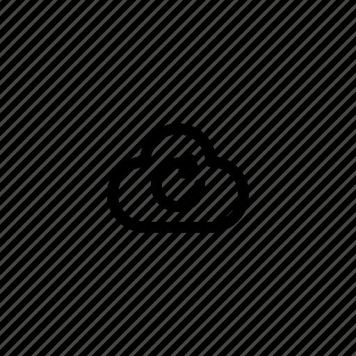 cloud, data, database, file, icloud, server, storage icon