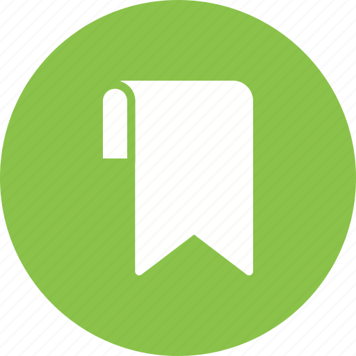 bookmark, document, favorite, interface, page, sticker, web icon