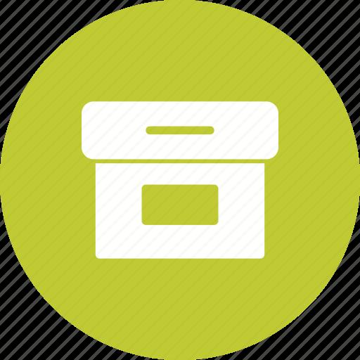 archive, data, digital, document, file, folder, information icon