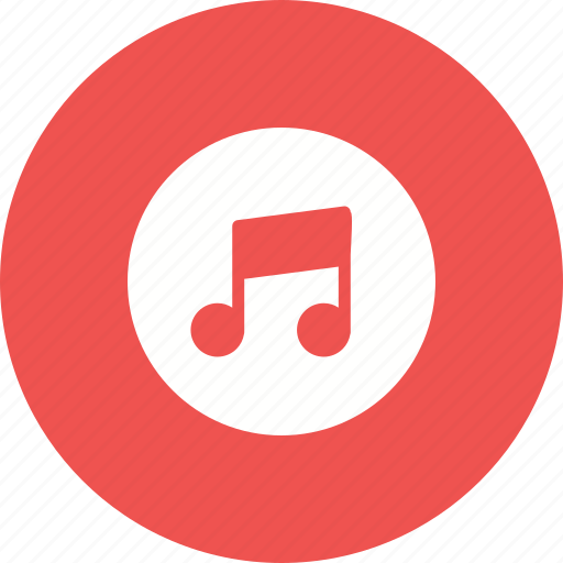 music, play, player, sound, system, web icon