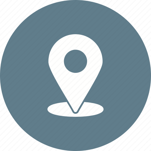Location, locator, map, navigation, pin, placeholder, point icon - Download on Iconfinder
