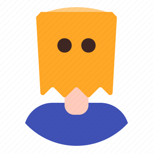 avatar, head, package, user icon