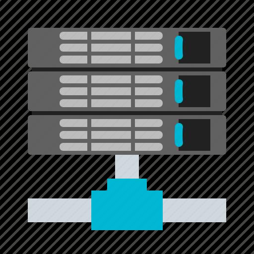 net, network, server, web icon