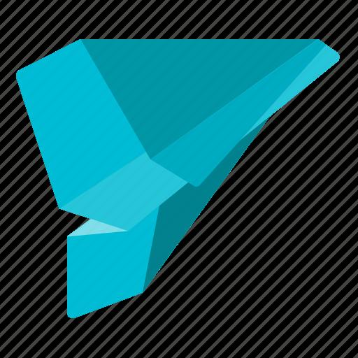 fly, paper, plane, telegram icon