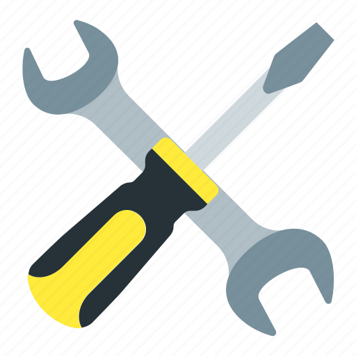 screwdriver, service, tools, wrench icon
