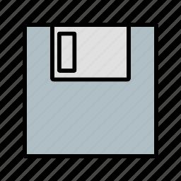 cloud, download, floppy, save, storage, store icon