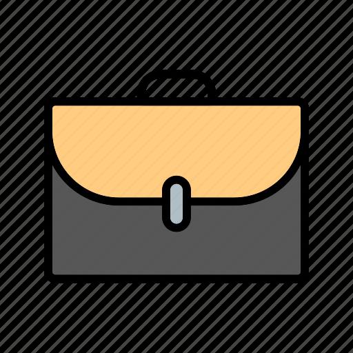 bag, briefcase, office, suitcase icon