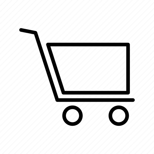 basket, cart, online shopping, trolley icon