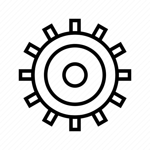 cog wheel, options, settings icon