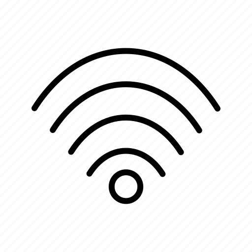 communication, connection, modem, router, signals, technology, wifi icon