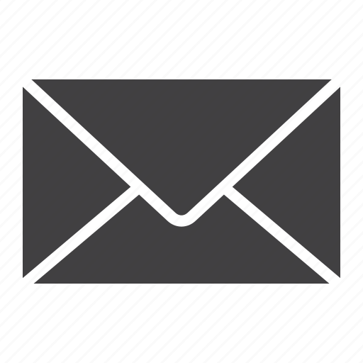 email, envelope, letter, mail, message, mobile, web icon