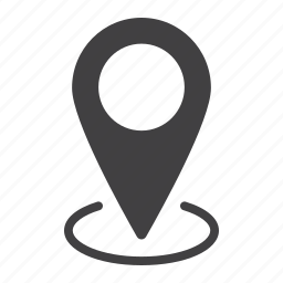 gps, location, map, marker, mobile, pointer, web icon