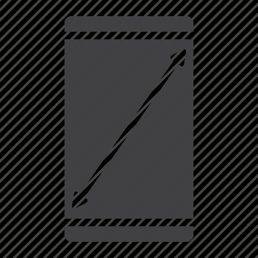 device, diagonally, display, mobile, resize, screen, web icon