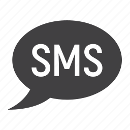 app, communication, mail, message, mobile, sms, web icon