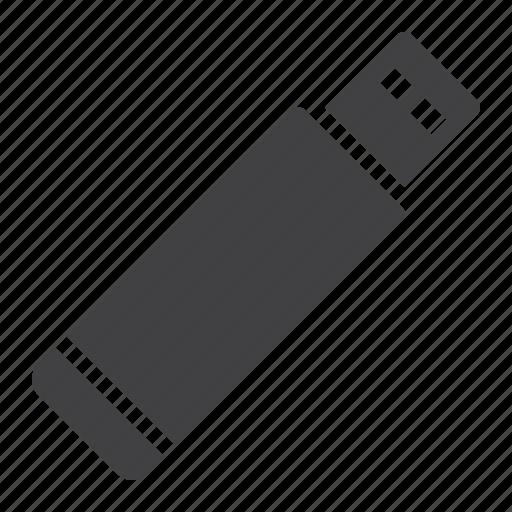 connect, drive, flash, memory, mobile, usb, web icon
