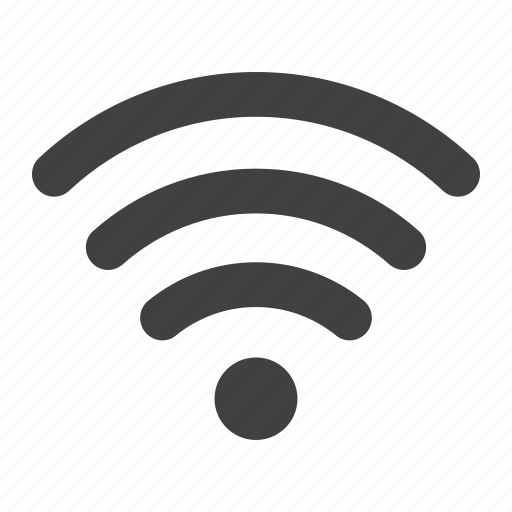 Web, mobile, signal, wifi, wireless, connection, internet icon