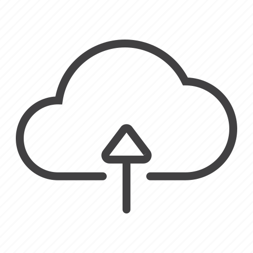 app, cloud, computing, connection, mobile, upload, web icon