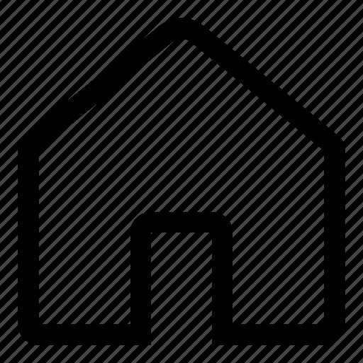 base, dashboard, home, house, start, tiny2 icon
