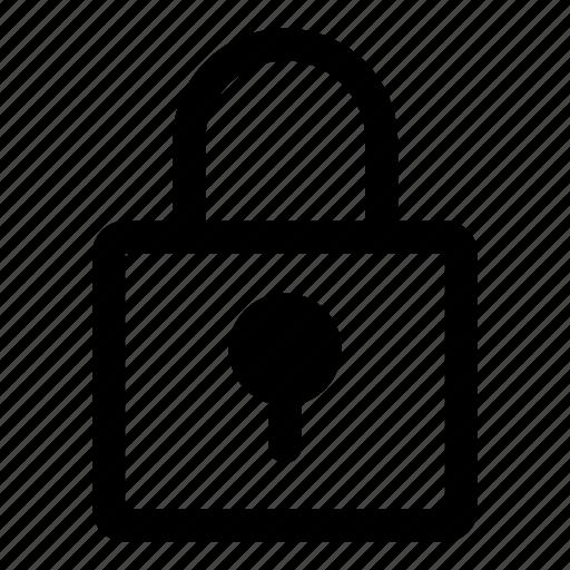 inlog, lock, login, padlock, password, secure, tiny2 icon