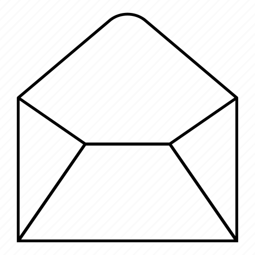 checked, email, envelope, letter, mail, message icon