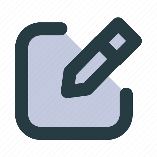 draw, edit, note, pencil, text, update, write icon