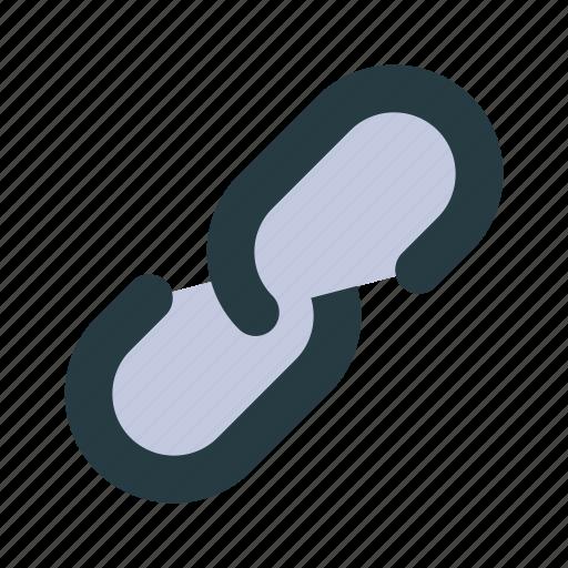attach, attachment, document, file, link icon
