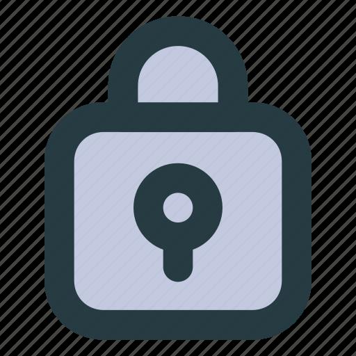access, lock, padlock, password, privacy icon