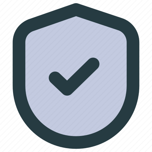 locked, protect, protected, safety, secure, security, shield icon