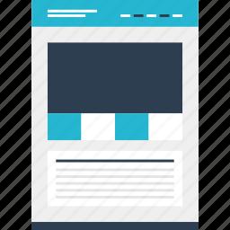 links, mockup, online, photo, quick, quicklinks, website icon