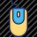 click, clicker, mouse, pointer, web icon