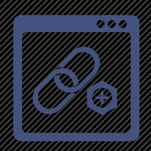 building, internet, link, marketing, seo, web, website icon