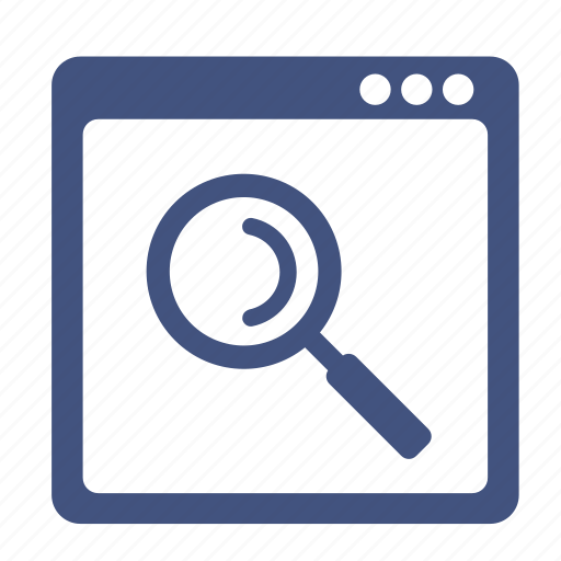 keyword, marketing, optimization, search, seo, web, zoom icon