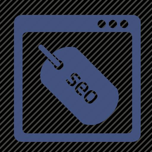 keyword, label, marketing, network, seo, tag, web icon